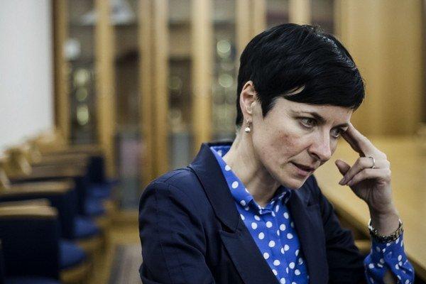 Lenka Bradáčová (41) sa stala verejne známou pred dvomi rokmi, keď viedla vyšetrovanie, po ktorom za mrežami skončil vplyvný politik David Rath. Od leta 2012 vedie vrchné štátne zastupiteľstvo v Prahe.