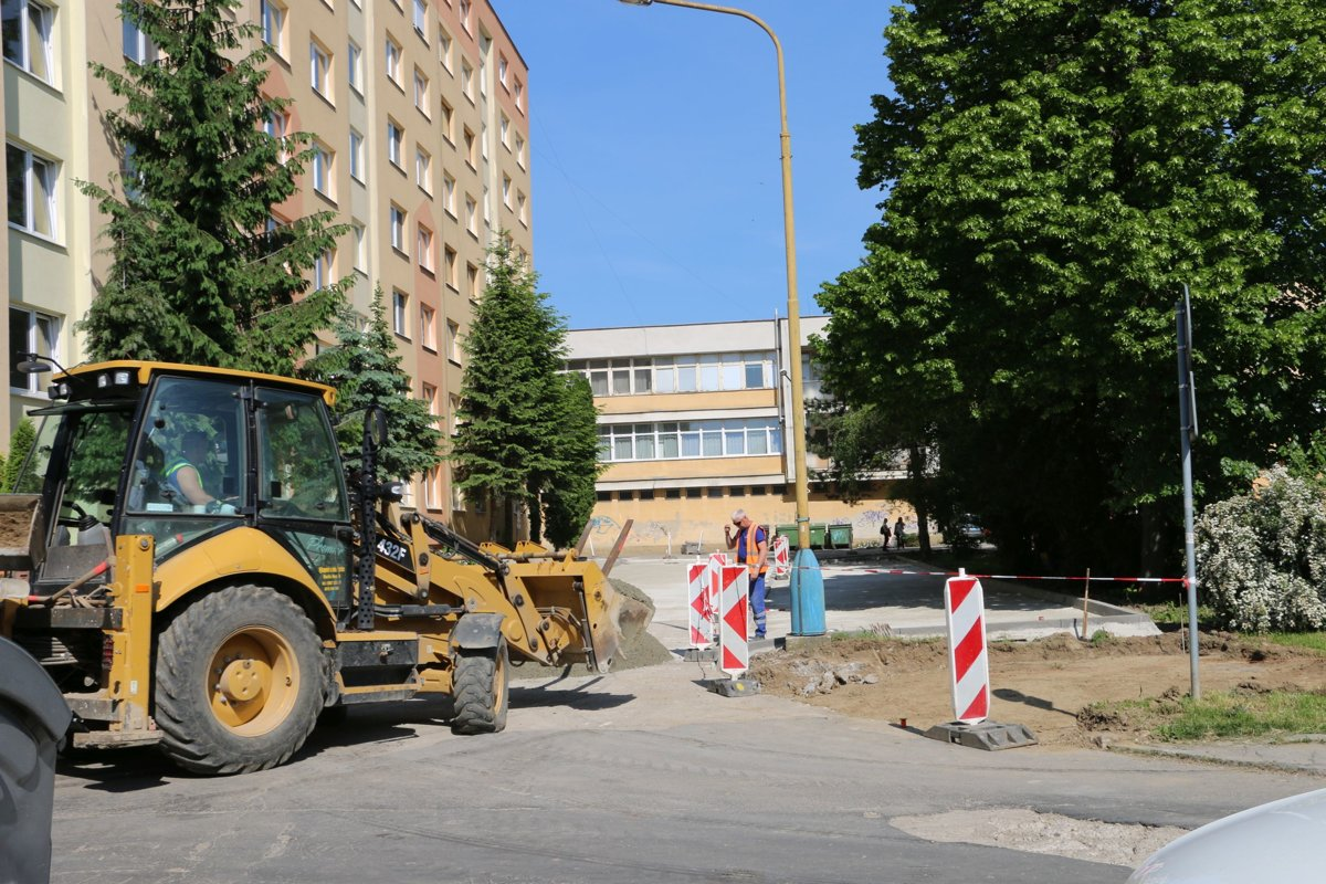 Rekonštrukcia v Michalovciach. Po najstaršom sídlisku príde na rad západ. 8d280c66729