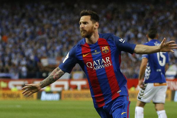 Messi je podľa štúdie najpreplatenejším futbalistom.