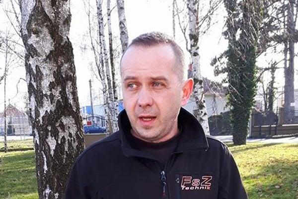 Pavel Vandák.
