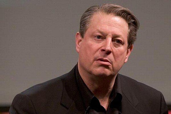 Al Gore bol viceprezidentom USA v rokoch 1993 až 2001.