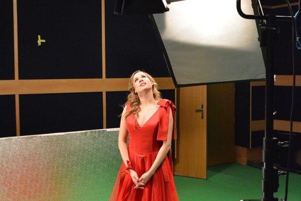 Kristína vystúpi v Prešove.