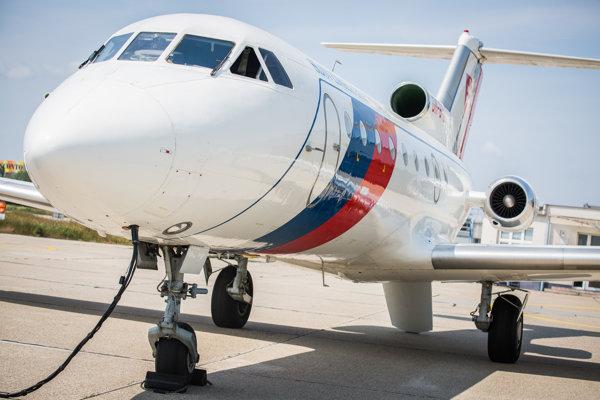 Poslednýkrát vzlietlo lietadlo prominentov z bratislavského letiska.