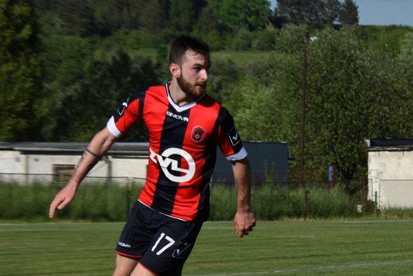 Martin Kordiš - strelecký tromf FK Rajec.