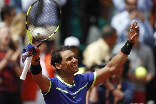 Rafael Nadal sa vracia na čelo ATP rebríčka.