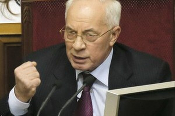 Mykola Azarov.