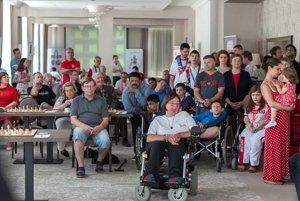 Organizácia turnaja dopadla na jednotku a to aj napriek obrovskému počtu účastníkov.