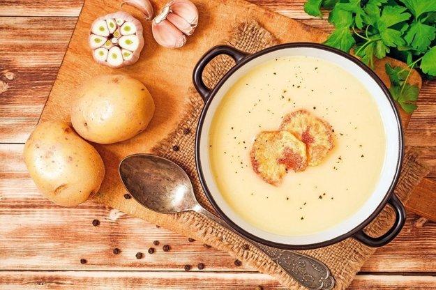Zemiaková polievka