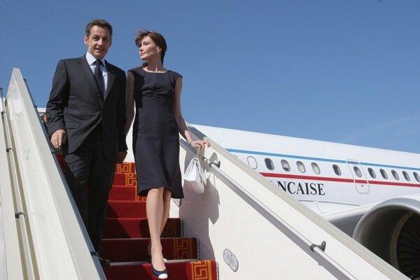 Carla Bruniová pútala počas Sarkozyho prezidentovania veľa pozornosti.