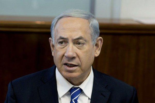 Izraelský premiér Benjamin Netanyahu.