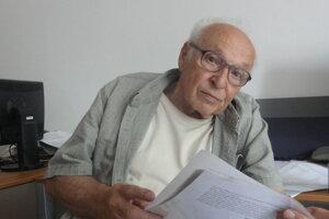 František Perger sa 15. júna dožíva 80 rokov.