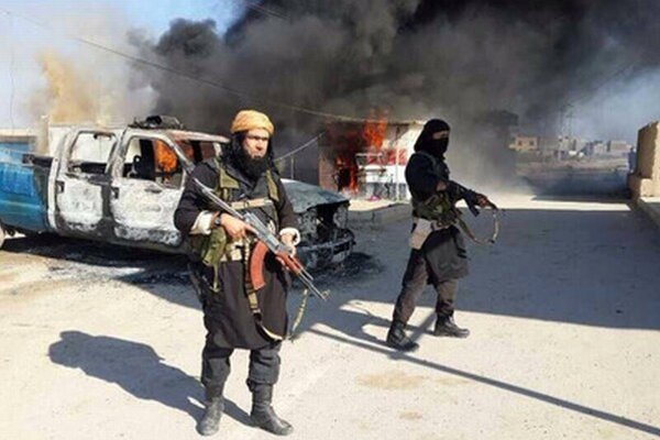 Islamisti vo Fallúdži.