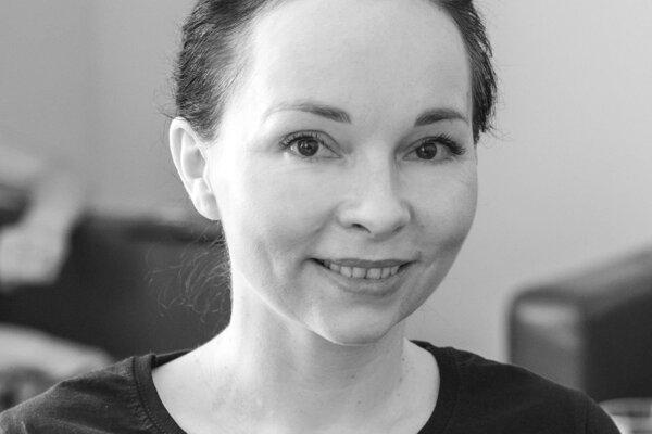 Monika Michnová, programová riaditeľka festivalu.
