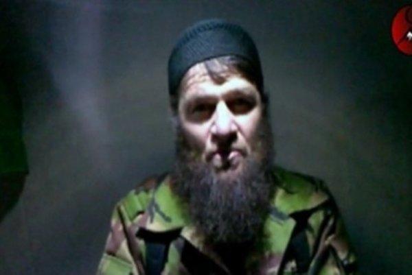 Doku Umarov.