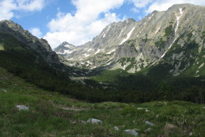Mlynická dolina.