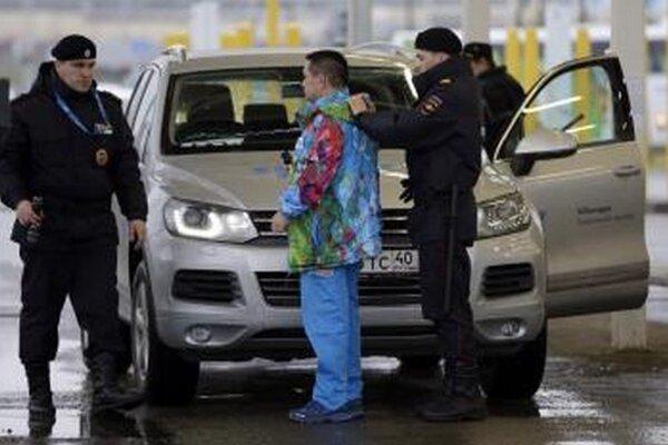 Rusi zvyšujú bezpečnostné opatrenia.
