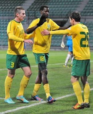 Ligový debut zažil Škriniar (vľavo) v marci 2012. Mal 17 rokov a 49 dní.