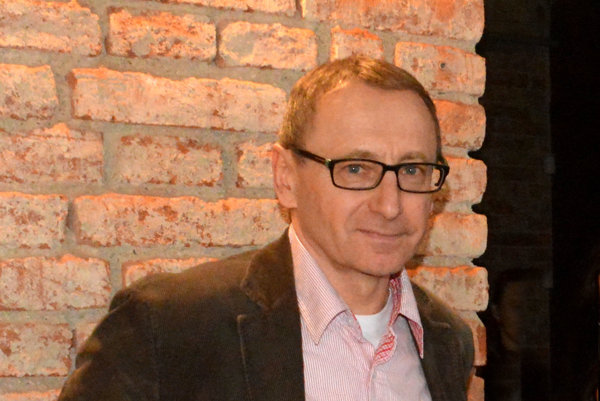 Peter Nágel. Umelecký riaditeľ Art Film Festu.