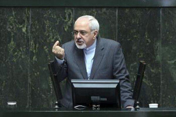 Iránsky minister zahraničných vecí Džavád Zaríf.
