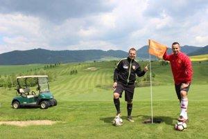 Cez víkend môžete vyskúšať aj footgolf?