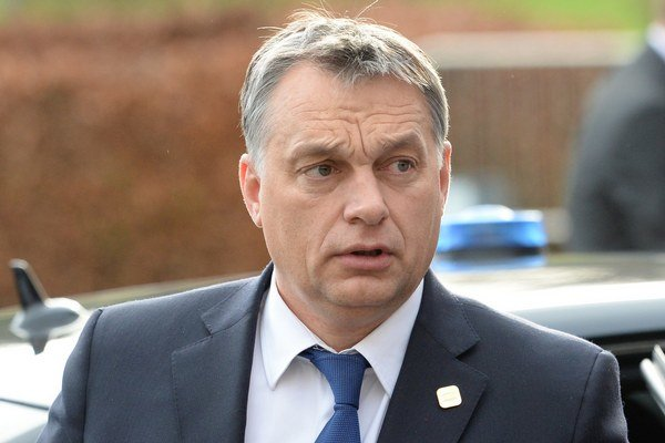 Orbán hovoril len o úspechoch.