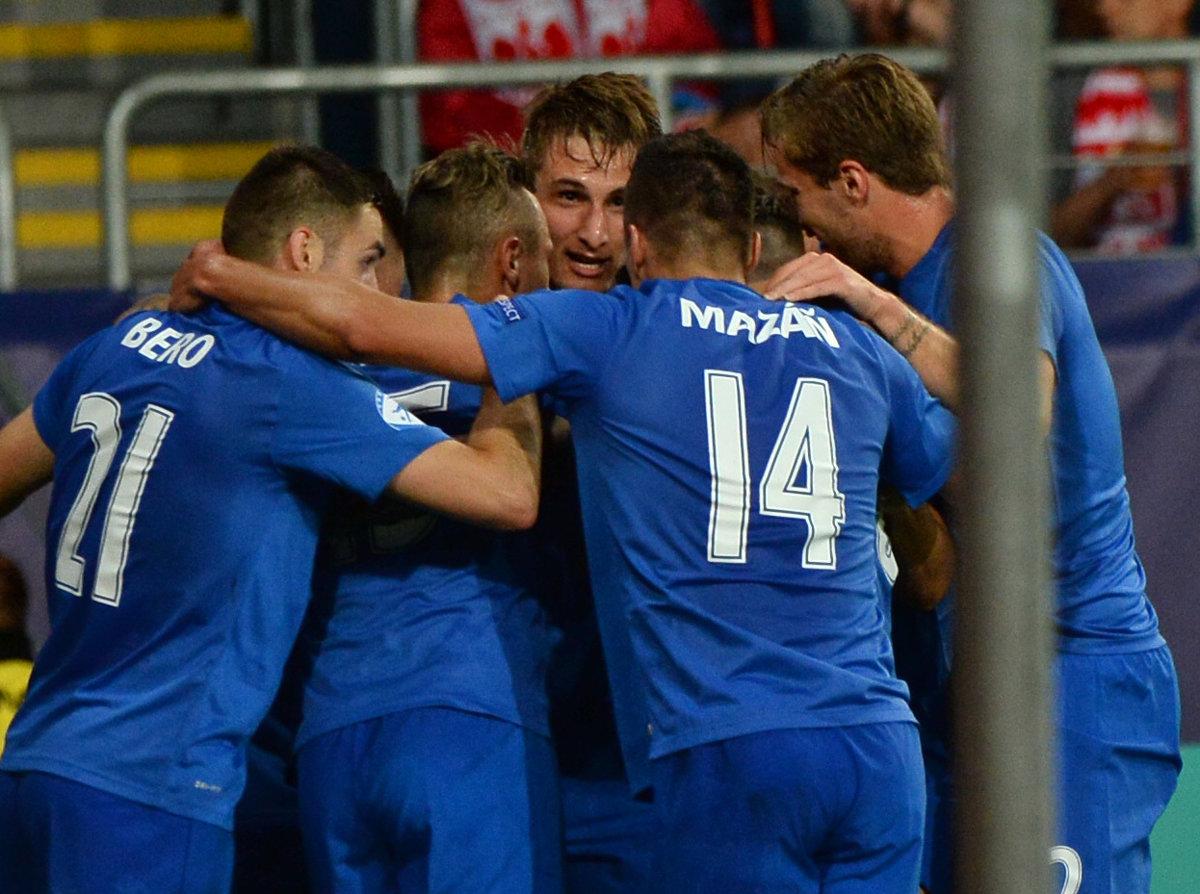 4cffc21a6dc82 Slovensko 2:1 Poľsko (ME hráčov do 21 rokov, futbal) - Šport SME