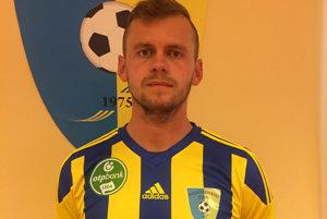 Róbert Pillár v novom drese Mezőkövesd Zsóry FC.