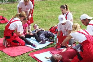 Rôzne zranenia preverili schopnosti súťažiacich.