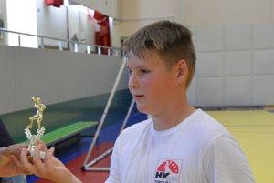 Najlepším strelcom po základnej časti sa stal Marek Čery zo ZŠ Kovarce.