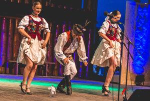 Tanečná skupina Tancori.