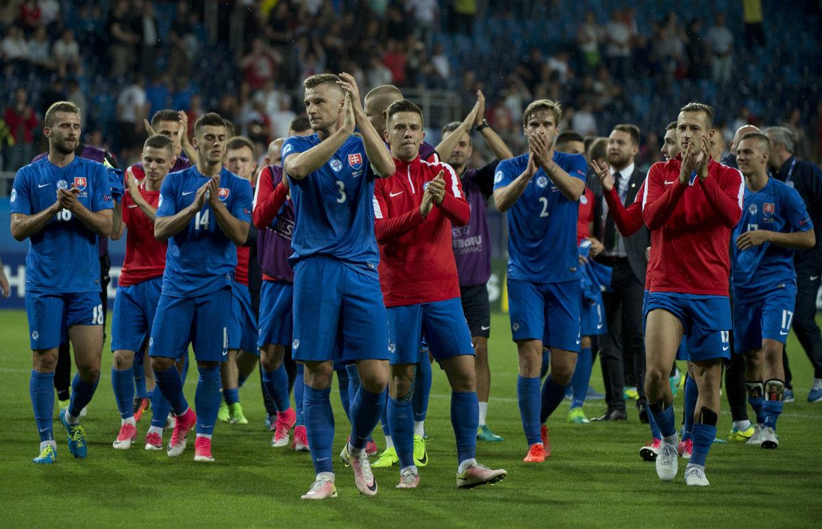 2e2cbc86339b0 ONLINE: Slovensko zdolalo Švédsko 3:0 (ME 21 Poľsko) - Šport SME