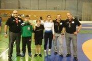 Libor Mokrý, Dávid Šmatrala, Patrich Pucher, Nika Rusová, Miroslav Marcinek, Peter Botoš.