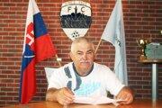 """""""Všetci ľudia v klube urobili veľký kus práce,"""" vraví predseda predstavenstva FC Nitra Marián Valenta."""