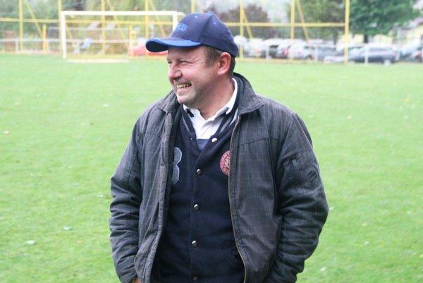 Úspešný finiš sezóny dal dôvod na úsmev aj riaditeľovi Vladislavovi Boríkovi.