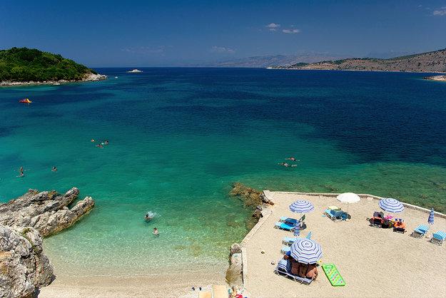 V Albánsku možno objavovať množstvo nádherných pláží.
