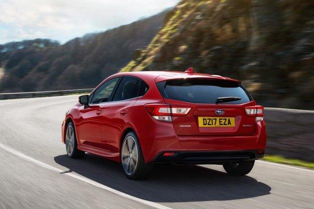 Subaru ukázalo piatu generáciu Imprezy pre európsky trh.