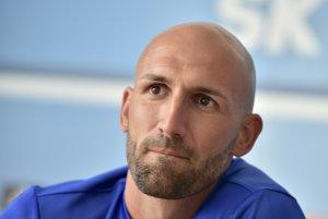Róbert Vittek zostane v Slovane minimálne ďalší rok.