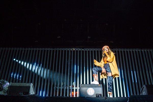 Koncert M.I.A. skončil predčasne.