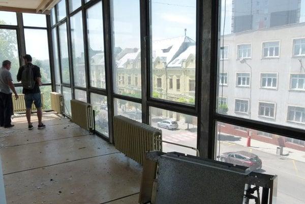 Minulý týždeň sa konala prvá z dvoch obhliadok, ktoré zorganizovali pre potenciálnych záujemcov o architektonickú súťaž.
