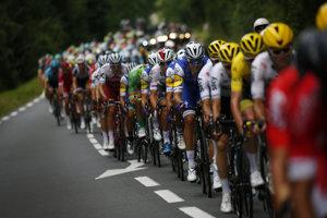 Jedenásta etapabTour de France 2017 má rovinatý charakter.