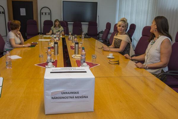 Doplňujúce voľby do Výboru pre národnostné menšiny.