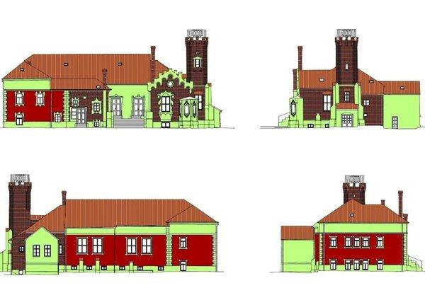 Sokolovňa, z ktorej má byť múzeum
