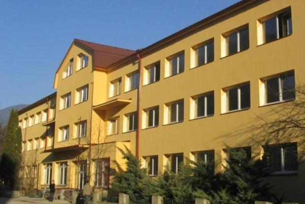 Obchodná akadémia vRužomberku. FOTO: (GE)