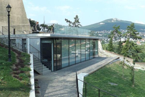 Objekt postavili už vlani, otvorili ho vo februári.