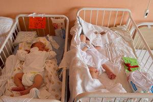 V Trenčianskom kraji sa už tretí rok narodilo najmenej detí na Slovensku.