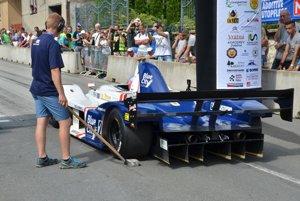 Najrýchlejší čas v tréningu dosiahol Talian Christiano Merli.