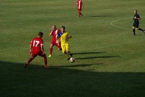 Zo zápasu Kováčová - Jupie
