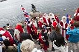 Vianoce v júli. Santa Clausovia sa stretli na kongrese v Kodani