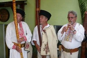Fujaristi v Korytárkach.