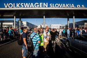 Štrajk vo Volkswagene bol najväčší u súkromného zamestnávateľa v histórii krajiny.